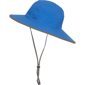 Outdoor Research Rambler Sombrero para el sol Niños, glacier/dark grey
